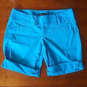 Spacegirls Blue Bermuda Shorts